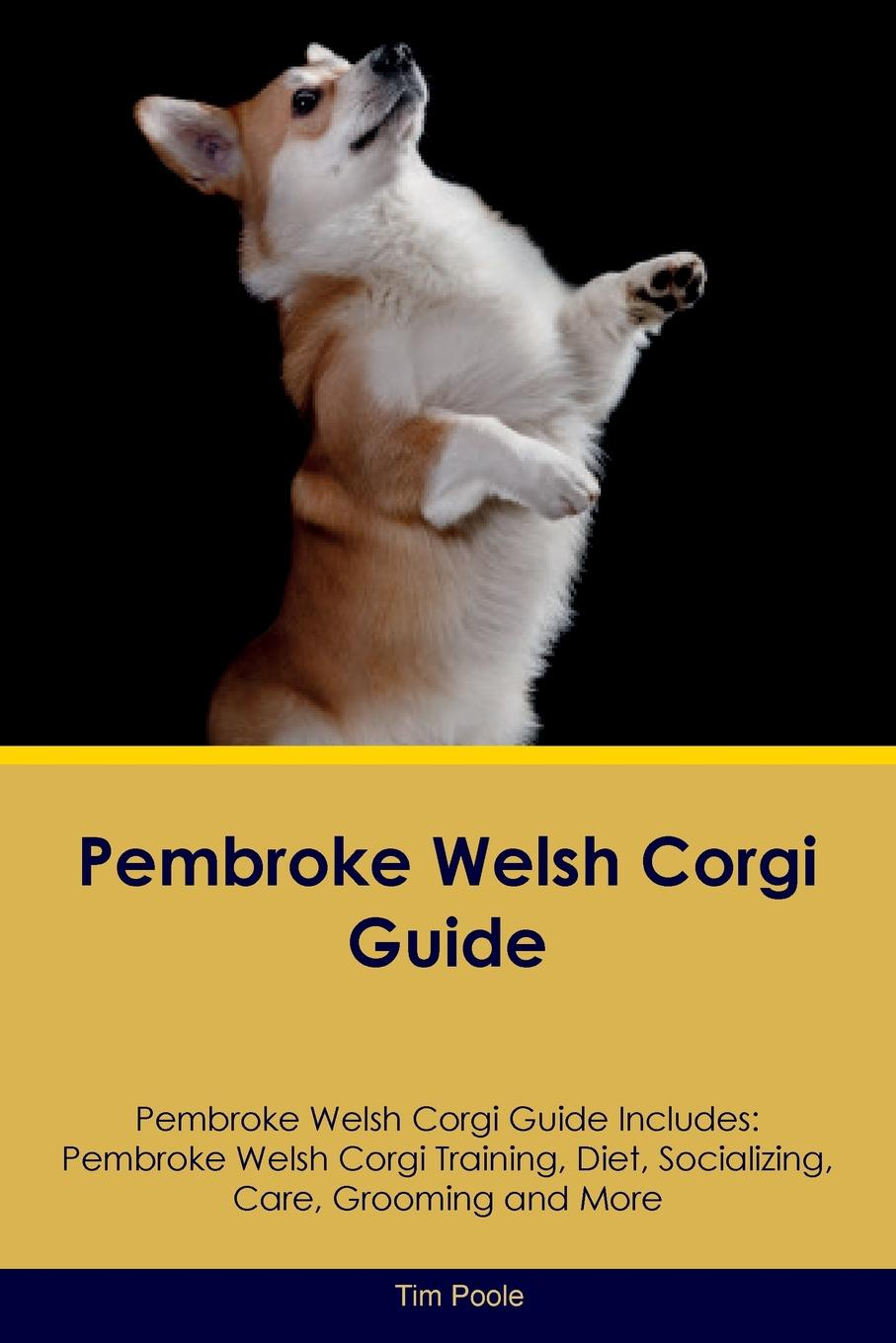 Tim Poole Pembroke Welsh Corgi Guide Pembroke Welsh Corgi Guide Includes. Pembroke Welsh Corgi Training, Diet, Socializing, Care, Grooming, Breeding and More t jones a guide to welsh part i