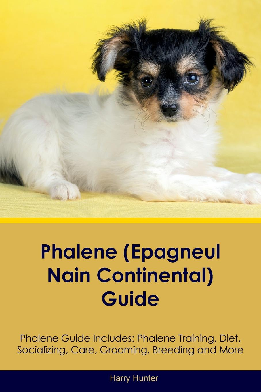 Phalene (Epagneul Nain Continental) Guide Phalene Guide Includes. Phalene Training, Diet, Socializing, Care, Grooming, Breeding and More