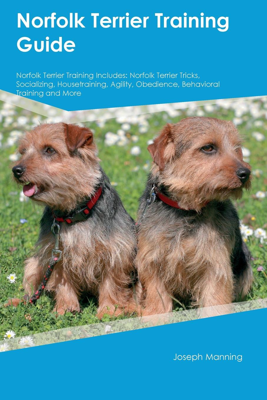 Evan Ball Norfolk Terrier Training Guide Norfolk Terrier Training Includes. Norfolk Terrier Tricks, Socializing, Housetraining, Agility, Obedience, Behavioral Training and More john glyde the norfolk garland a collection of the superstitious beliefs and practices proverbs curious customs ballads and songs of the people of norfolk or peculiarities of norfolk celebrities