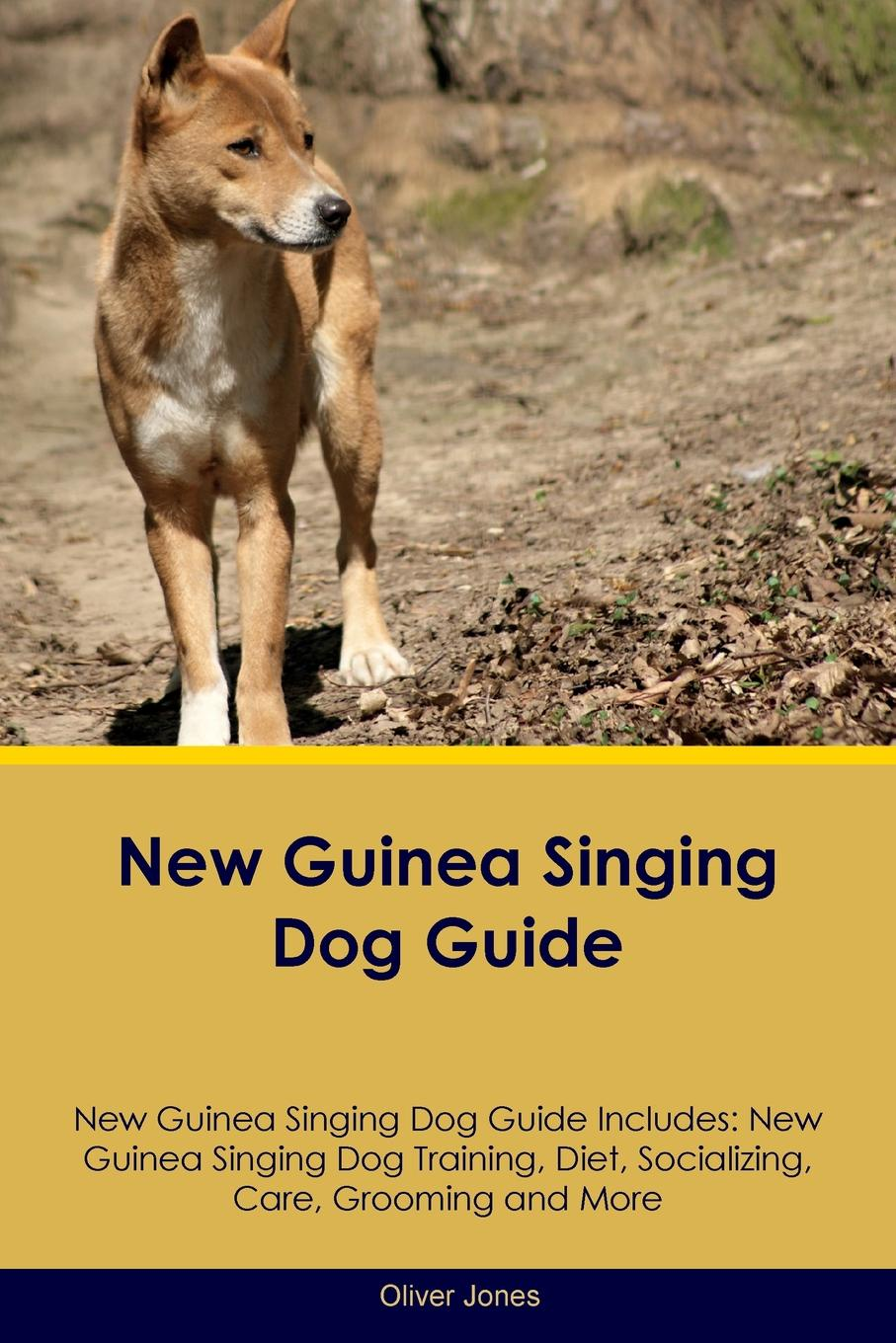 Oliver Jones New Guinea Singing Dog Guide New Guinea Singing Dog Guide Includes. New Guinea Singing Dog Training, Diet, Socializing, Care, Grooming, Breeding and More a guinea pig romeo
