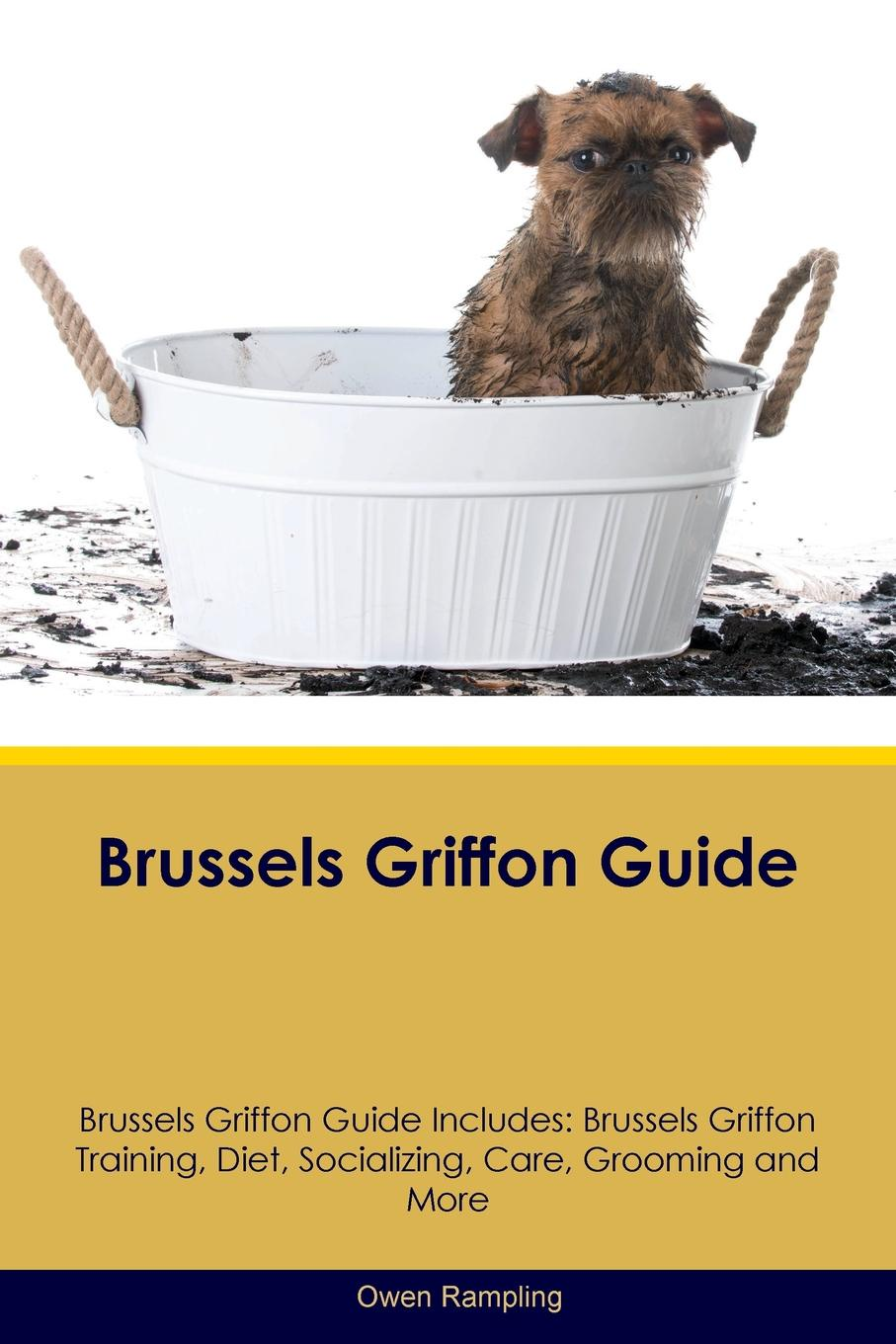Owen Rampling Brussels Griffon Guide Brussels Griffon Guide Includes. Brussels Griffon Training, Diet, Socializing, Care, Grooming, Breeding and More brussels type