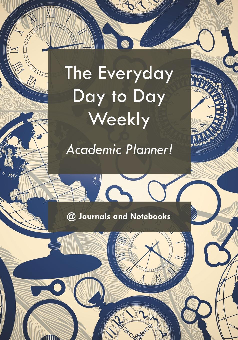 @Journals Notebooks The everyday day to weekly academic planner!