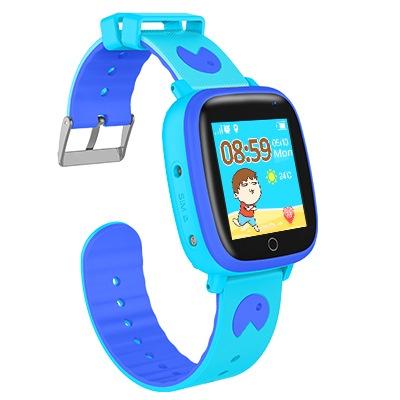 Детские GPS часы Nuobi Q11 (Синий)