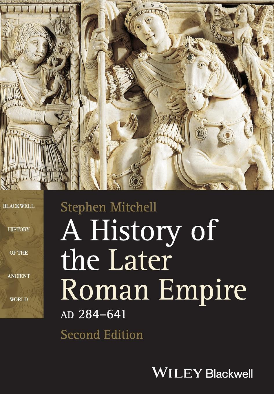 цены Mitchell History Later Roman Empire 2e