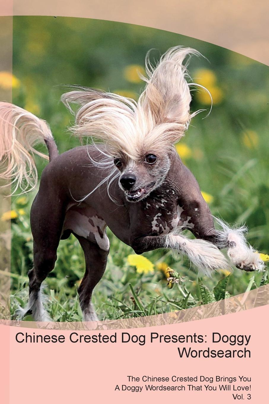 Doggy Puzzles Chinese Crested Dog Presents. Doggy Wordsearch The Chinese Crested Dog Brings You A Doggy Wordsearch That You Will Love! Vol. 3 скальп петуха veniard chinese cock cape
