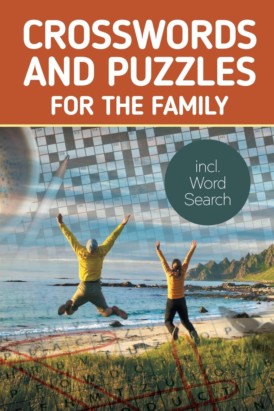 Speedy Publishing LLC Crosswords And Puzzles For The Family incl. Word Search