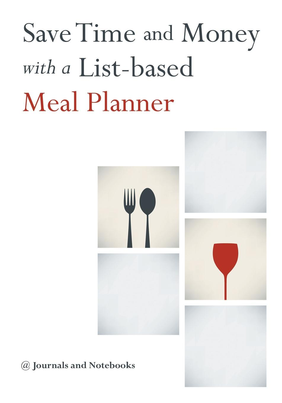 @ Journals and Notebooks Save Time and Money with a List-based Meal Planner week planner wall decal