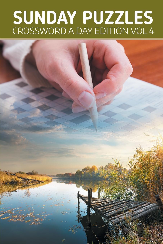 Фото - Speedy Publishing LLC Sunday Puzzles. Crossword A Day Edition Vol 4 see through shirt