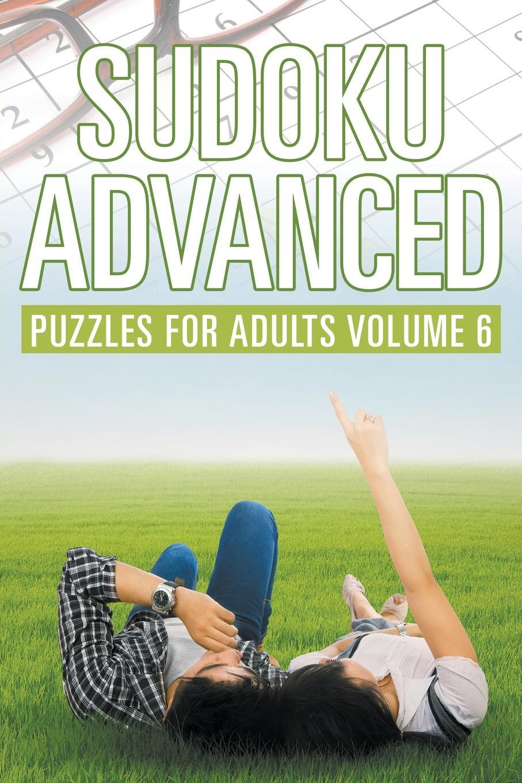 цены на Puzzle Crazy Sudoku Advanced. Puzzles for Adults Volume 6  в интернет-магазинах