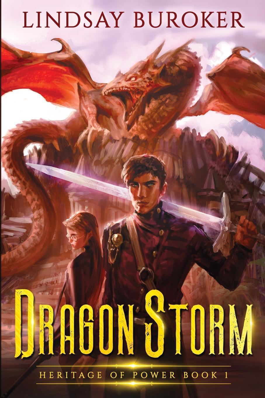 Lindsay Buroker Dragon Storm блейк пирс before he longs