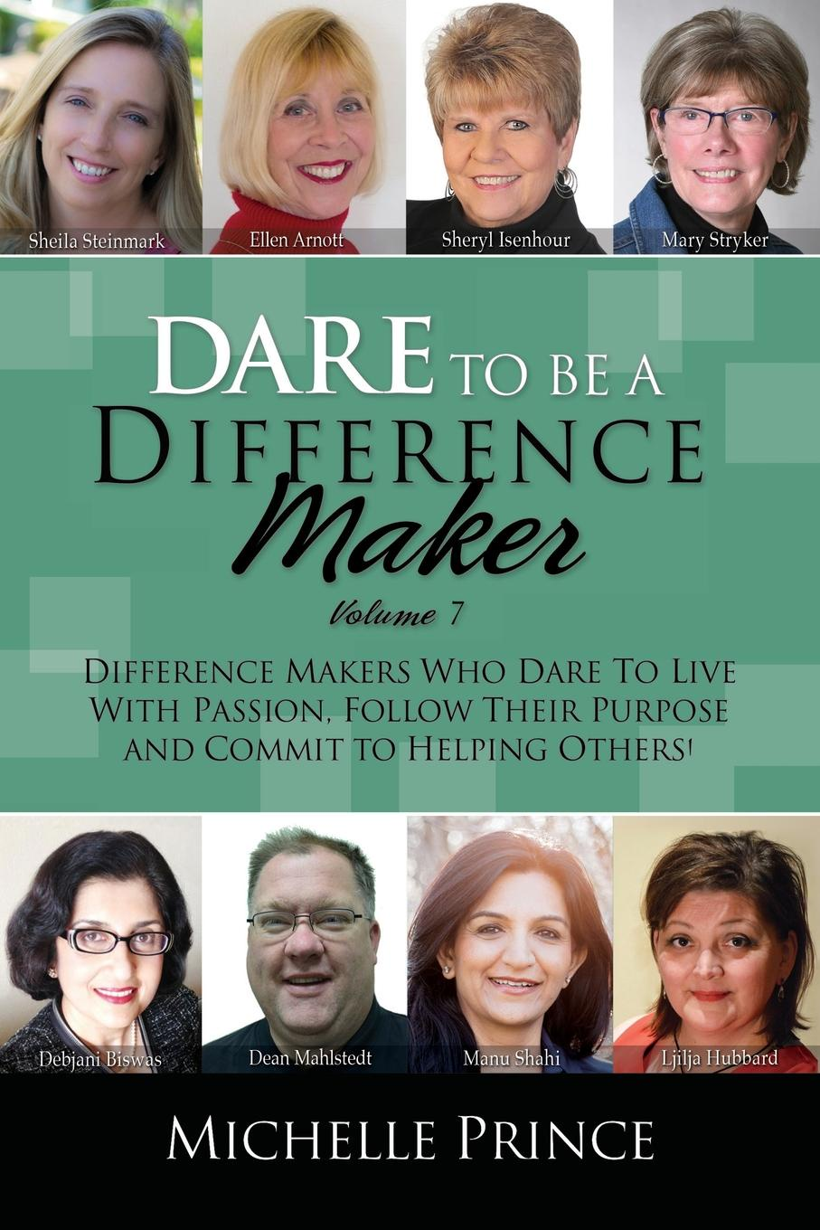 Dare To Be A Difference Maker 7 paper crafts a maker