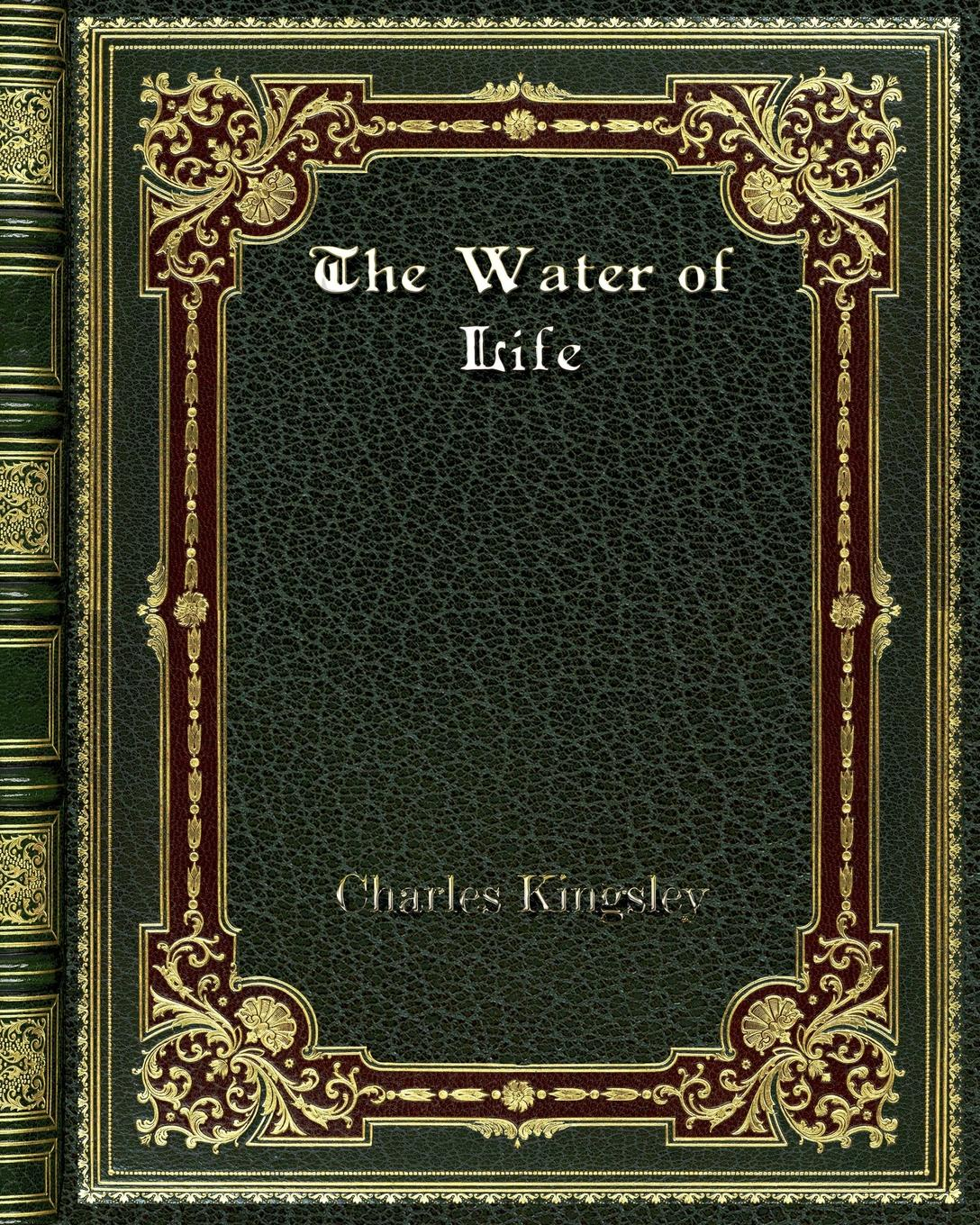Charles Kingsley The Water of Life charles kingsley charles kingsley his letters and memories of his life volume 2