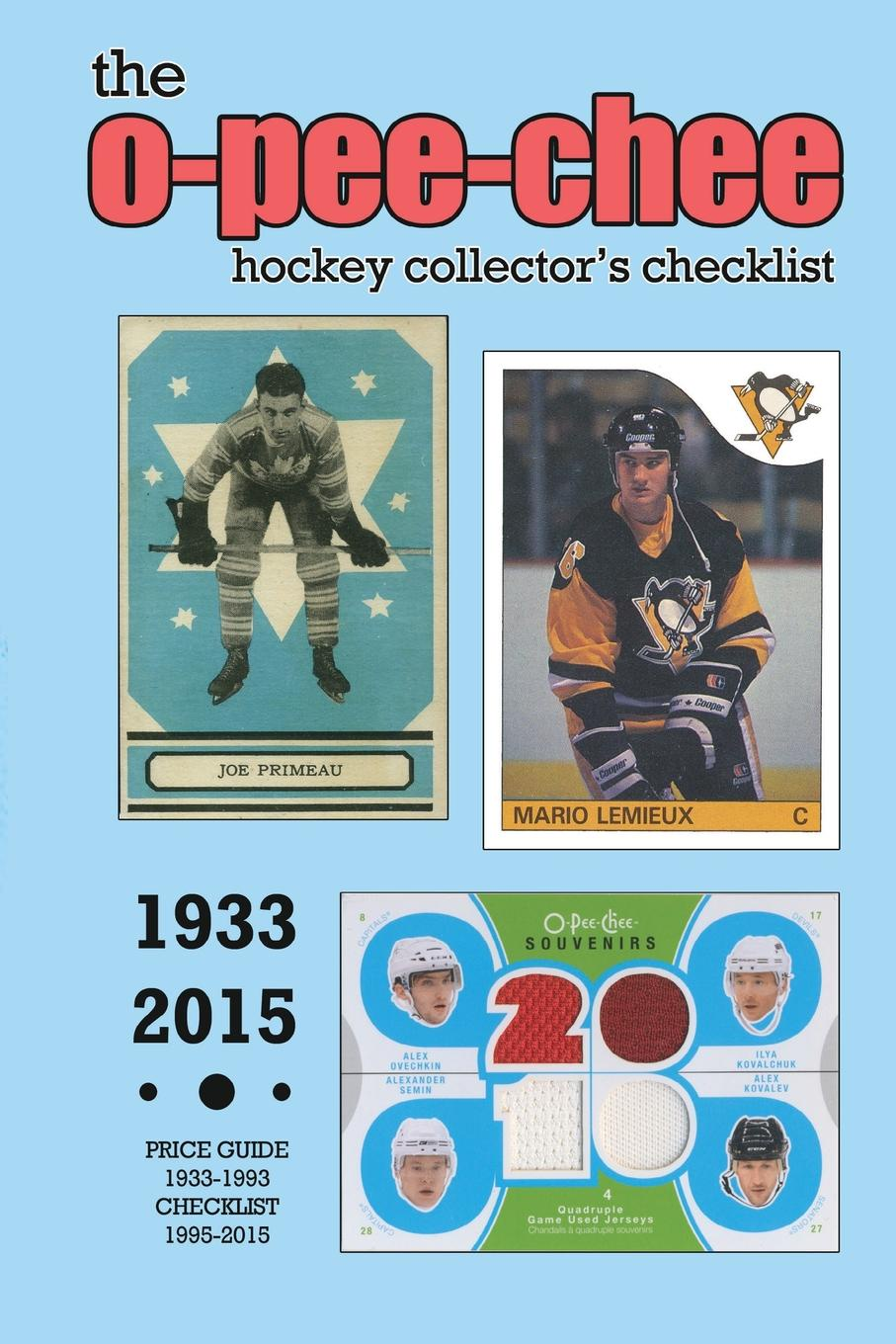 Richard Scott (Past Edition) O-Pee-Chee Hockey Collector's Checklist annie o neil london s most eligible doctor