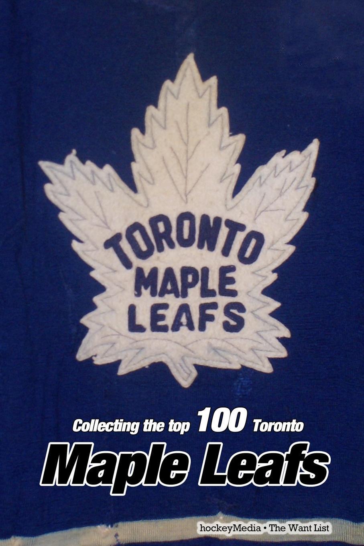 цены на Richard Scott Collecting the Top 100 Toronto Maple Leafs  в интернет-магазинах