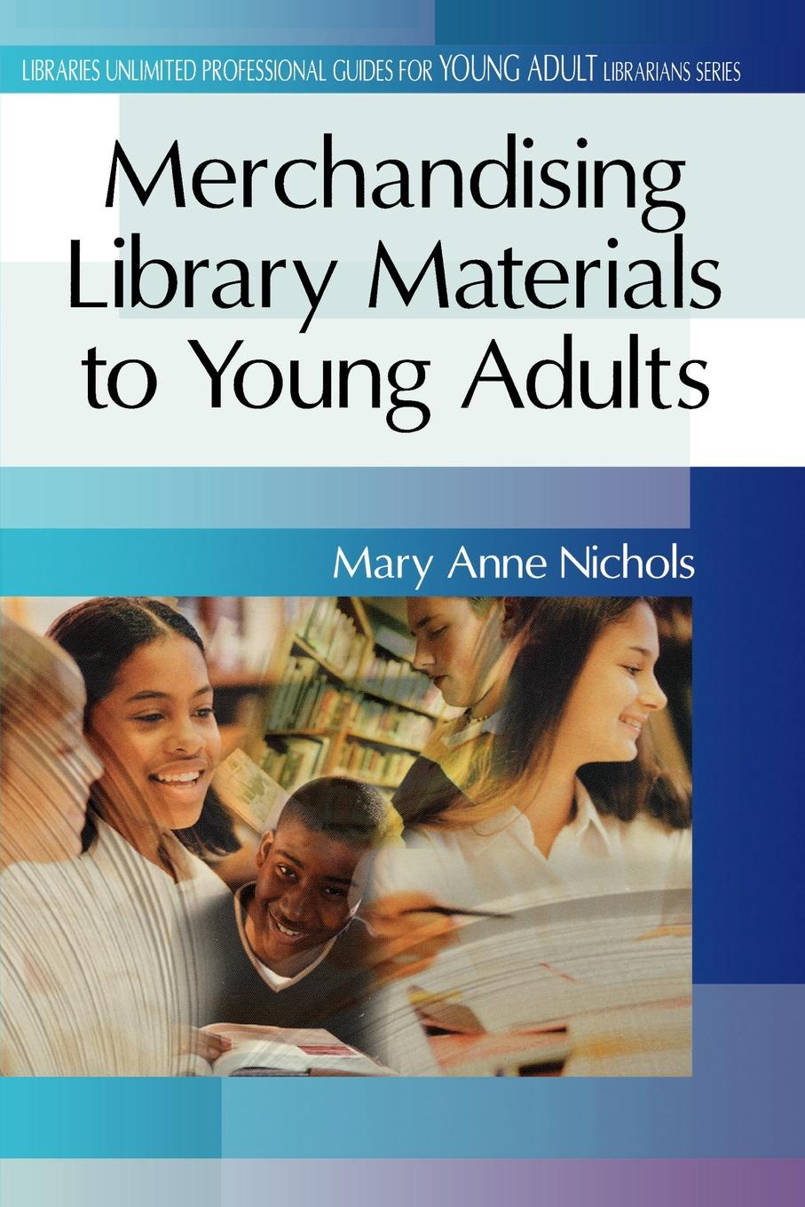Mary Anne Nichols Merchandising Library Materials to Young Adults mary nichols devil may dare