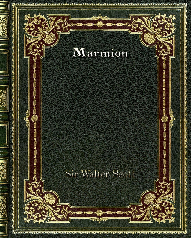 лучшая цена Sir Walter Scott Marmion