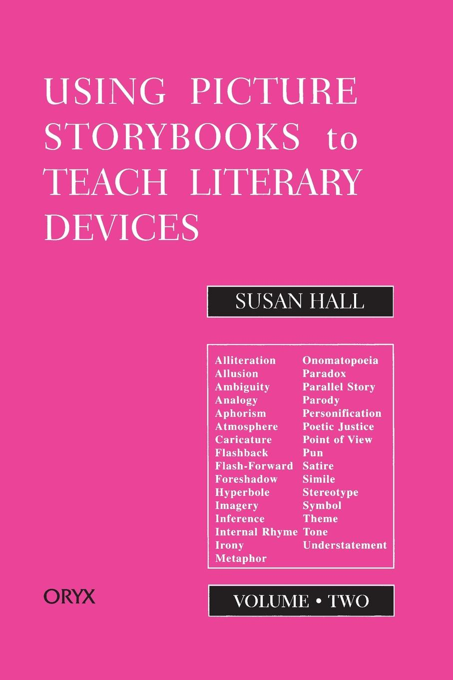 Susan Hall Using Picture Storybooks to Teach Literary Devices. Recommended Books for Children and Young Adults c storybooks 4 special cake