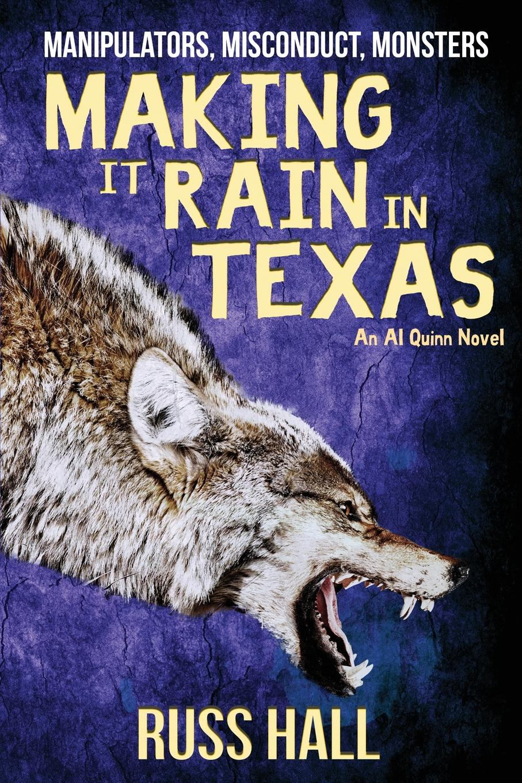 Russ Hall Making It Rain in Texas