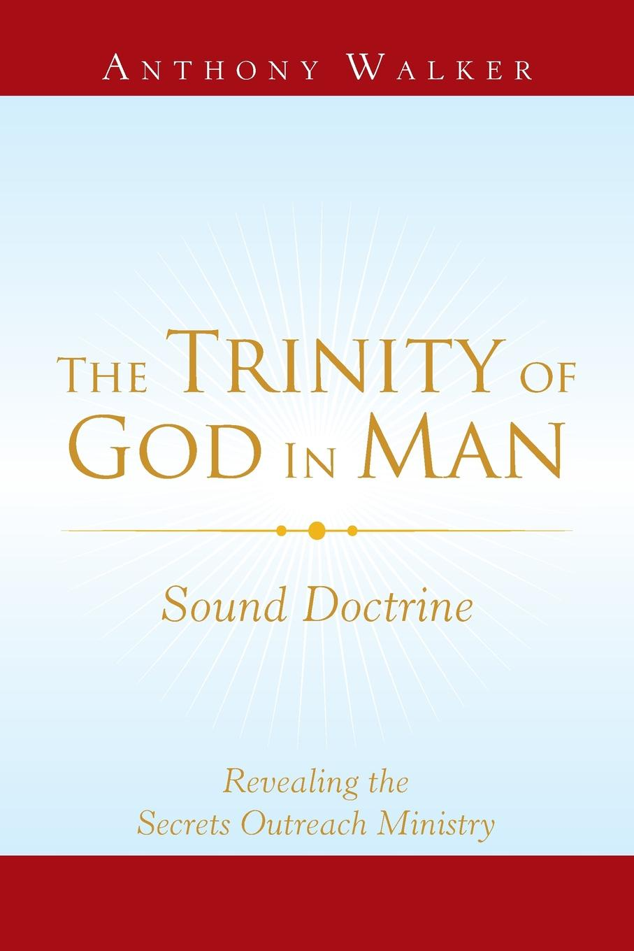 купить Anthony Walker The Trinity of God in Man. Sound Doctrine по цене 2002 рублей