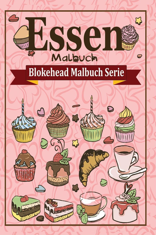 Die Blokehead Essen Malbuch