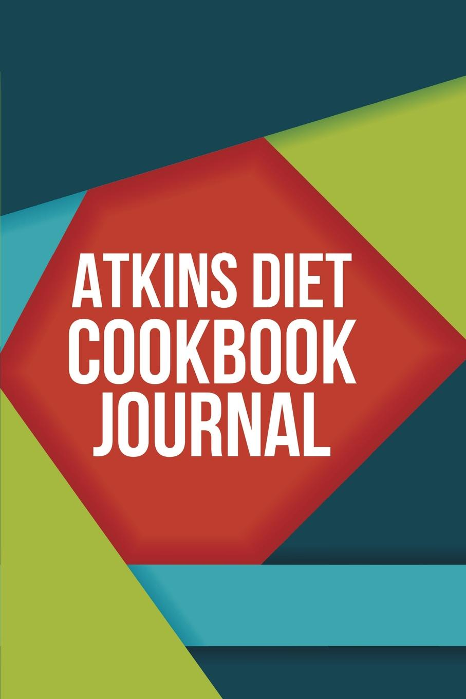The Blokehead Atkins Diet Cookbook Journal