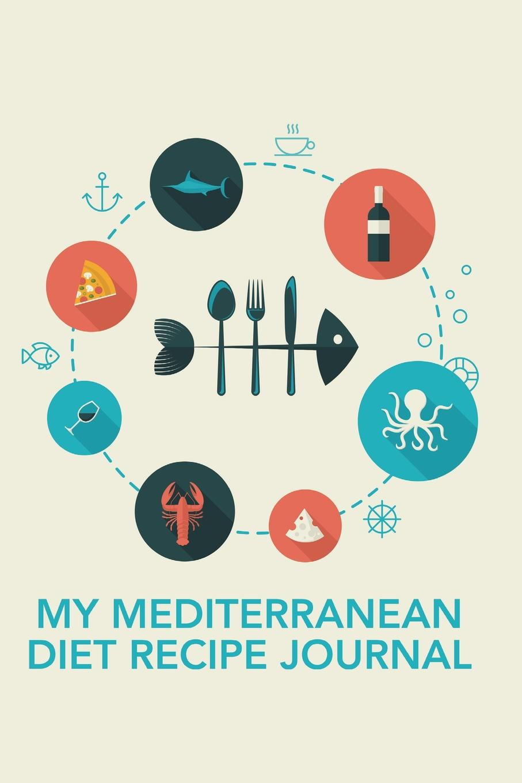 The Blokehead My Mediterranean Diet Recipe Journal