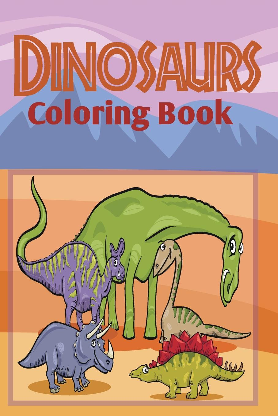 The Blokehead Dinosaurs Coloring Book abc dinosaurs board book
