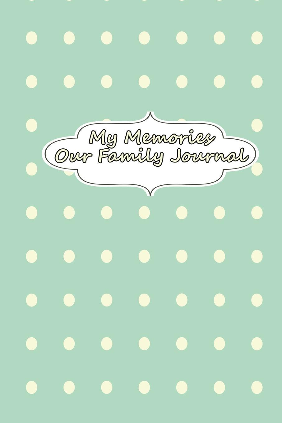 The Blokehead My Memories - Our Family Journal