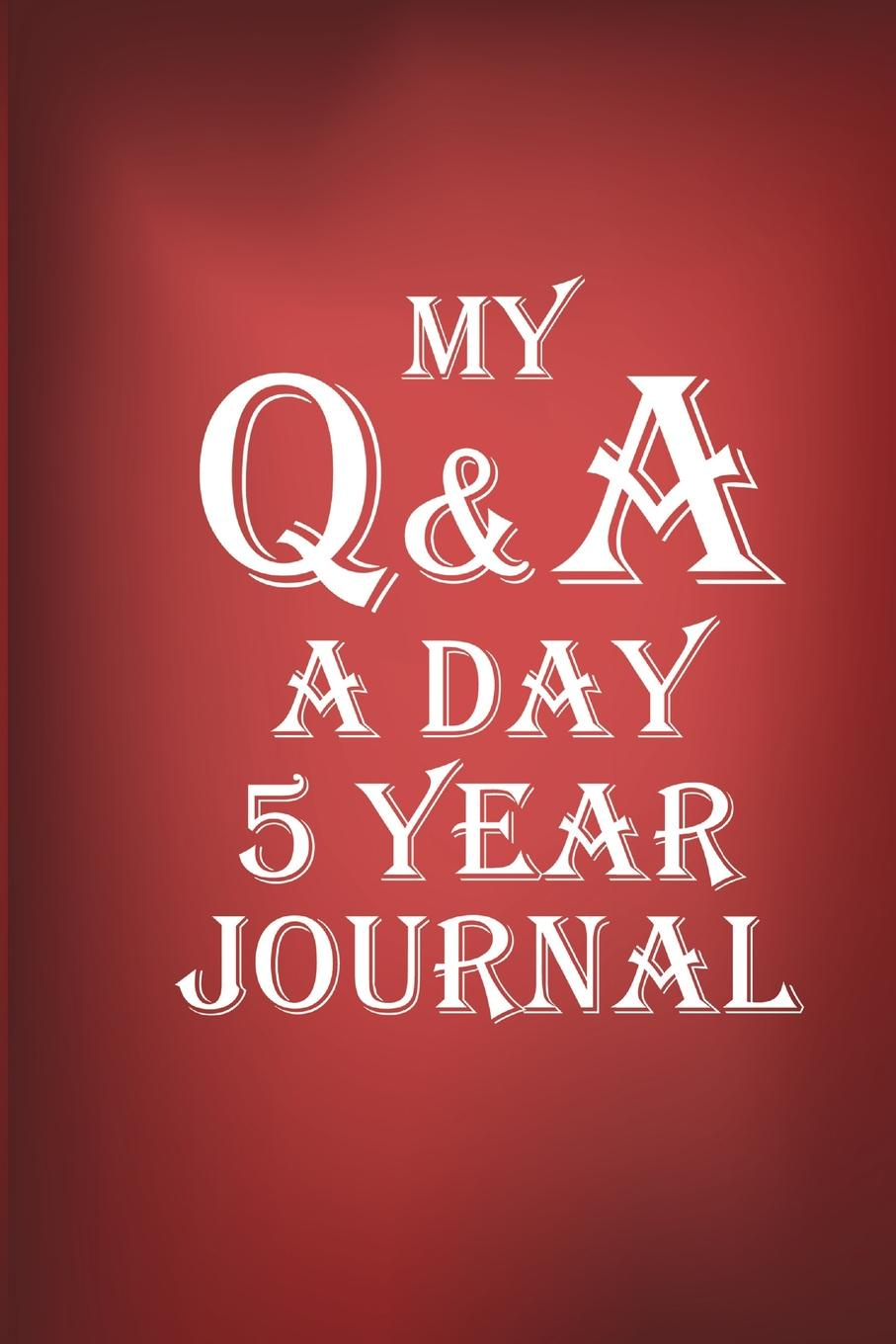 The Blokehead Q&A A Day Journal 5 Year picked to die
