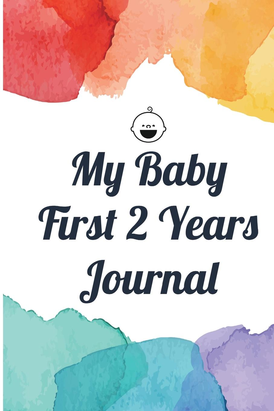The Blokehead My Baby First 2 Years Journal