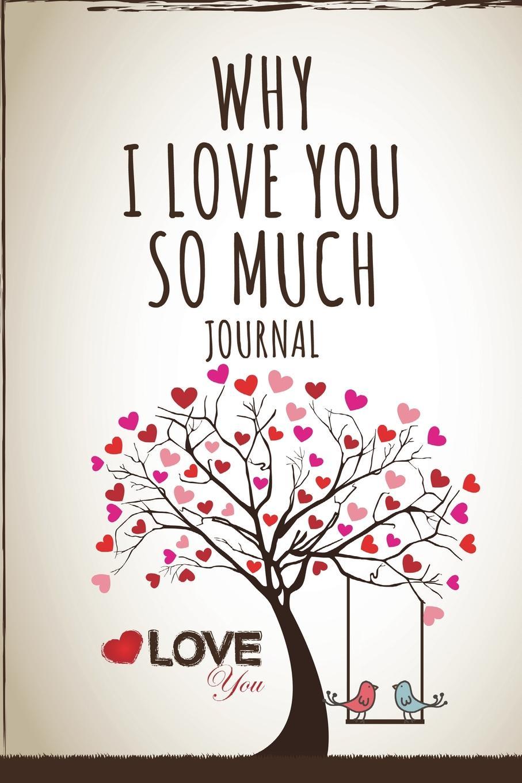 купить The Blokehead Why I Love You So Much Journal по цене 1202 рублей
