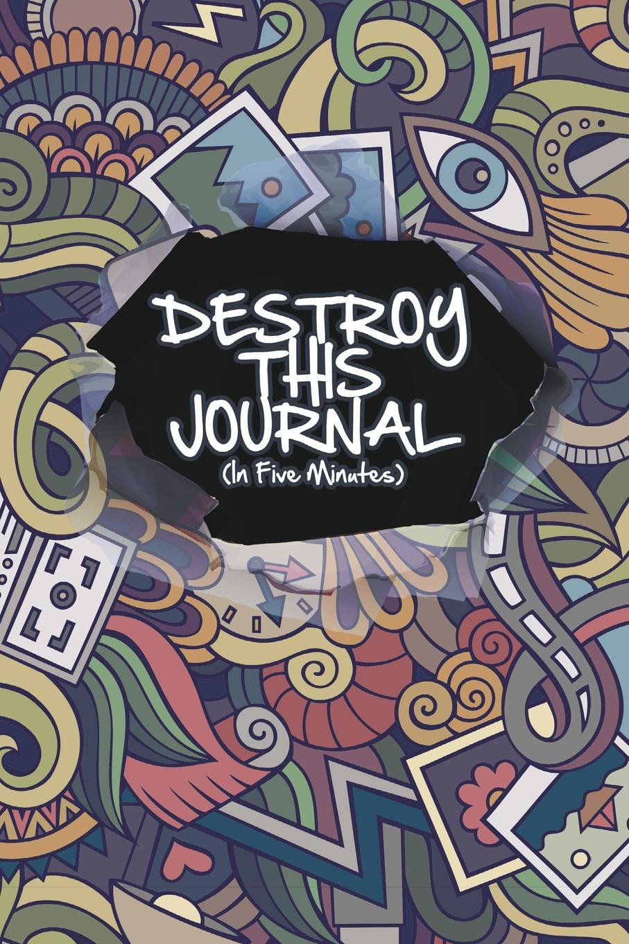 The Blokehead Destroy This Journal (In Five Minutes)