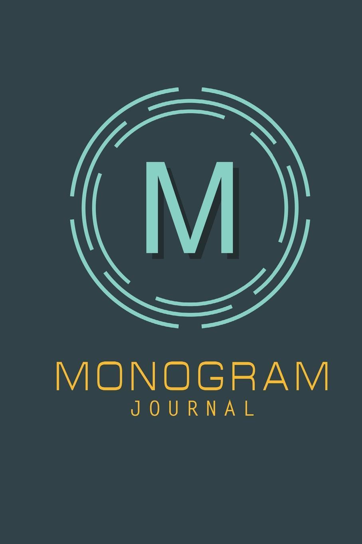 The Blokehead My Monogram Journal