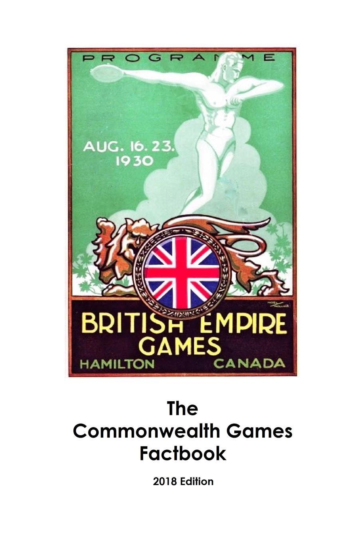 Richard Safranyos The Commonwealth Games Factbook
