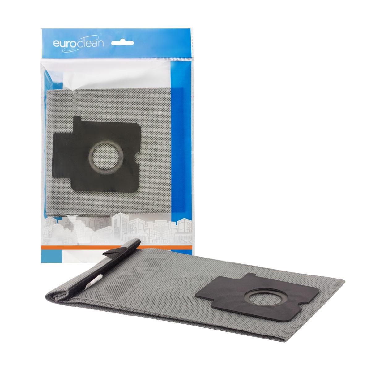 цена на EUR-14R Мешок-пылесборник Euroclean многоразовый для пылесоса