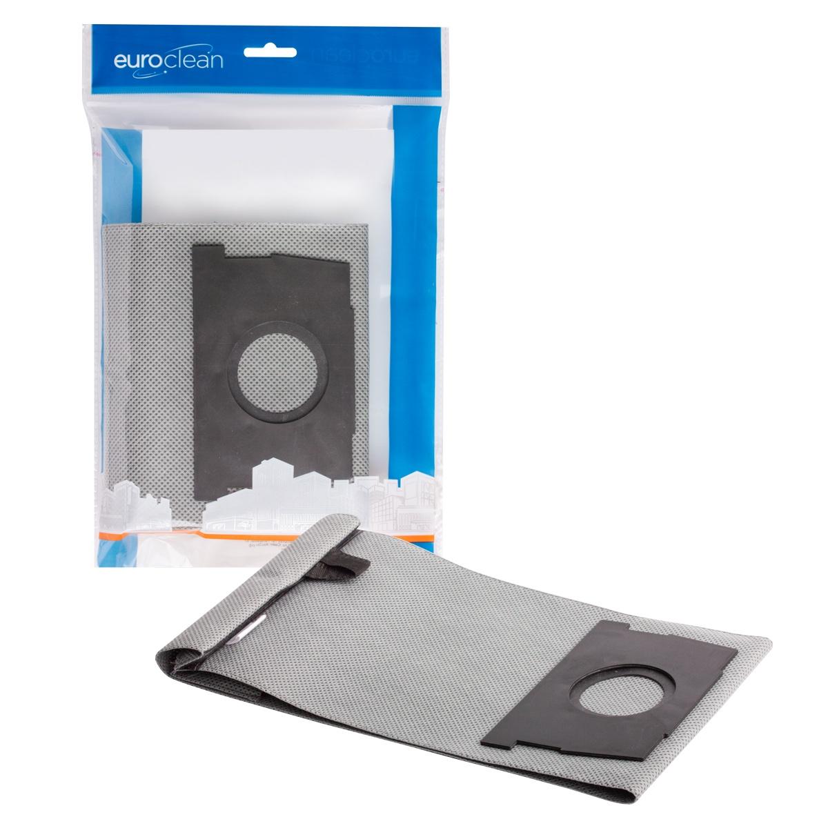 EUR-31R Мешок-пылесборник Euroclean многоразовый для пылесоса filtero row 07 экстра мешок пылесборник для rowenta 4 шт