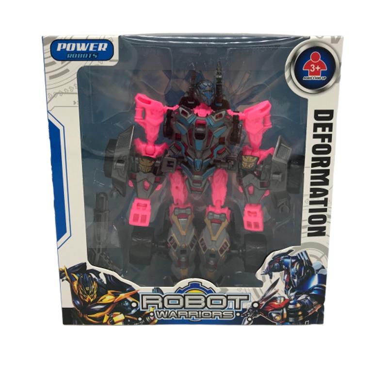 Робот-трансформер 55-61-1 в коробке