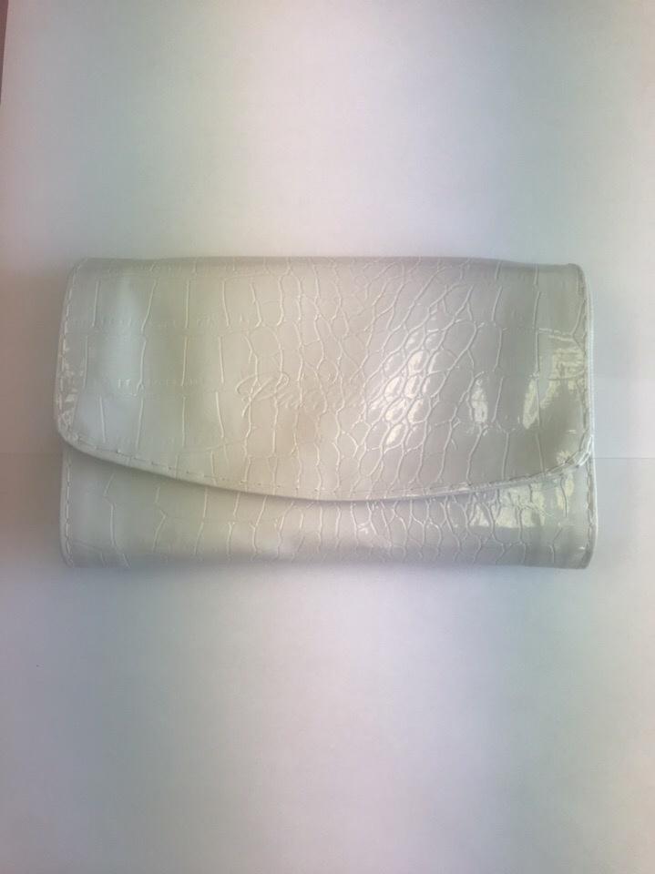 Набор 15 кистей для макияжа в глянцевой сумочке