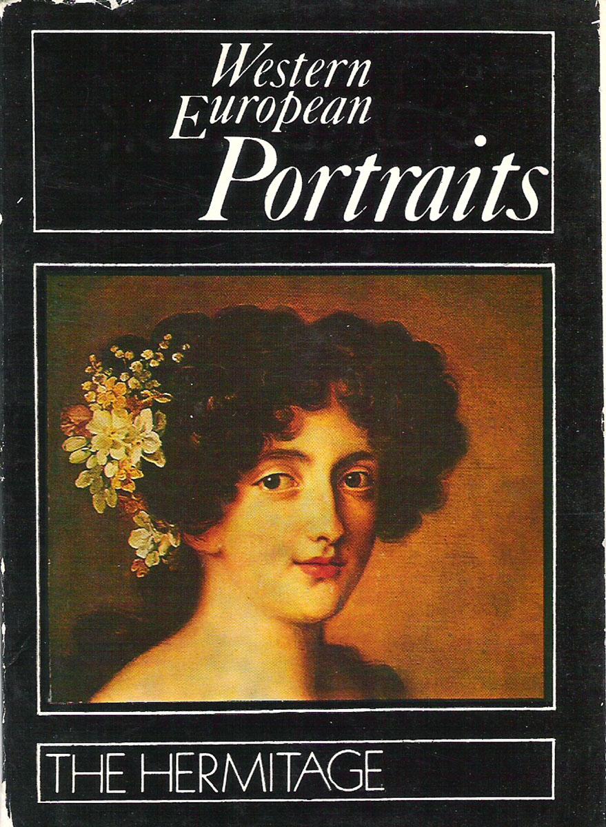 купить The Hermitage: Western European Portrets / Эрмитаж. Западноевропейский портрет (набор из 16 открыток) онлайн
