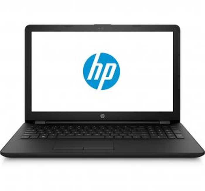 15.6 Ноутбук HP 15-bs186ur 3RQ42EA, черный ноутбук hp 15 ra043ur 3qs75ea celeron n3060 1 6 4g 500g 15 6hd int intel hd dvd sm bt win10 jet black