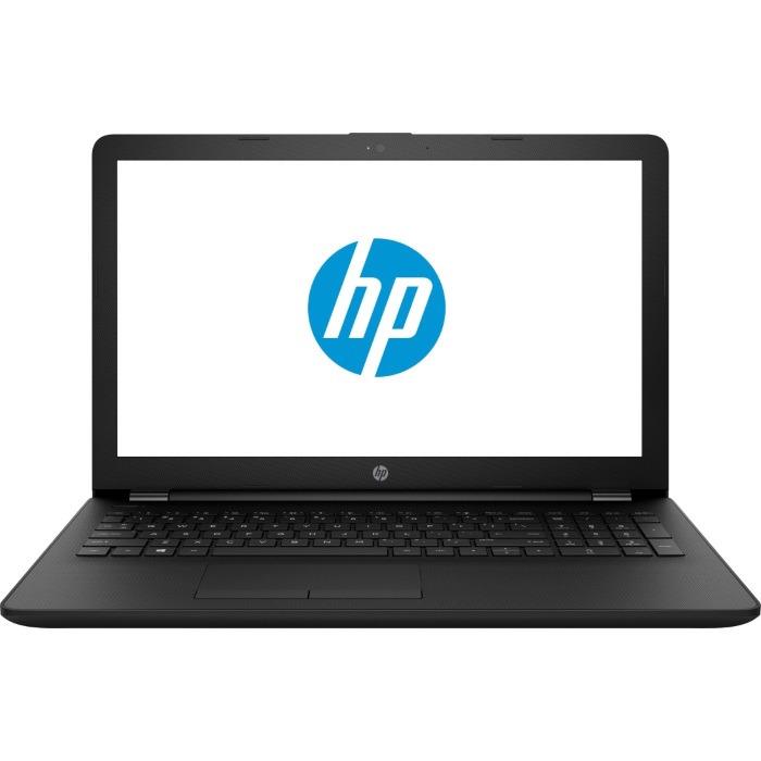 15.6 Ноутбук HP 15-ra066ur 3YB55EA, черный ноутбук hp 15 ra043ur 3qs75ea celeron n3060 1 6 4g 500g 15 6hd int intel hd dvd sm bt win10 jet black