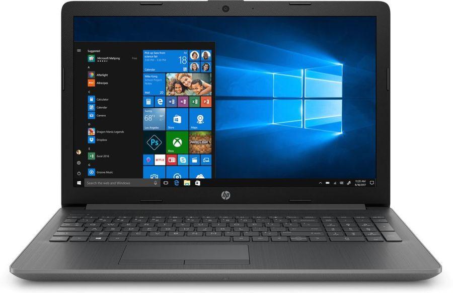 15.6 Ноутбук HP 15-bs184ur 3RQ40EA, черный ноутбук hp 15 ra043ur 3qs75ea celeron n3060 1 6 4g 500g 15 6hd int intel hd dvd sm bt win10 jet black