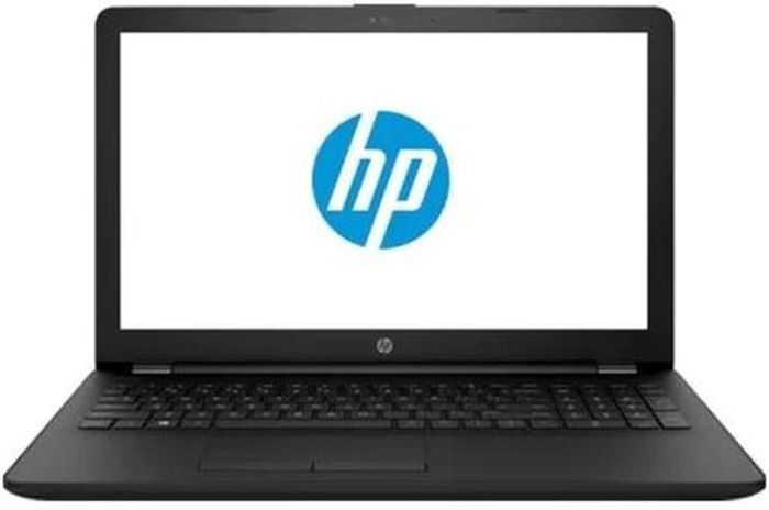 15.6 Ноутбук HP 15-bs173ur 4UL66EA, черный ноутбук hp 15 ra043ur 3qs75ea celeron n3060 1 6 4g 500g 15 6hd int intel hd dvd sm bt win10 jet black