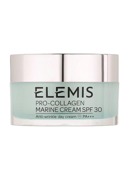 Крем для лица Elemis Pro-Collagen Marine Cream SPF30 PA+++ 50 мл collagen marine