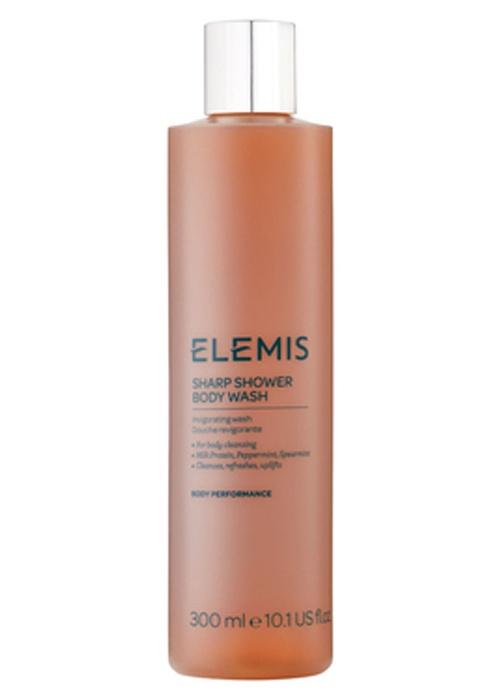 Бодрящий гель для душа Elemis Body Performance Sharp Shower Wash 300 мл