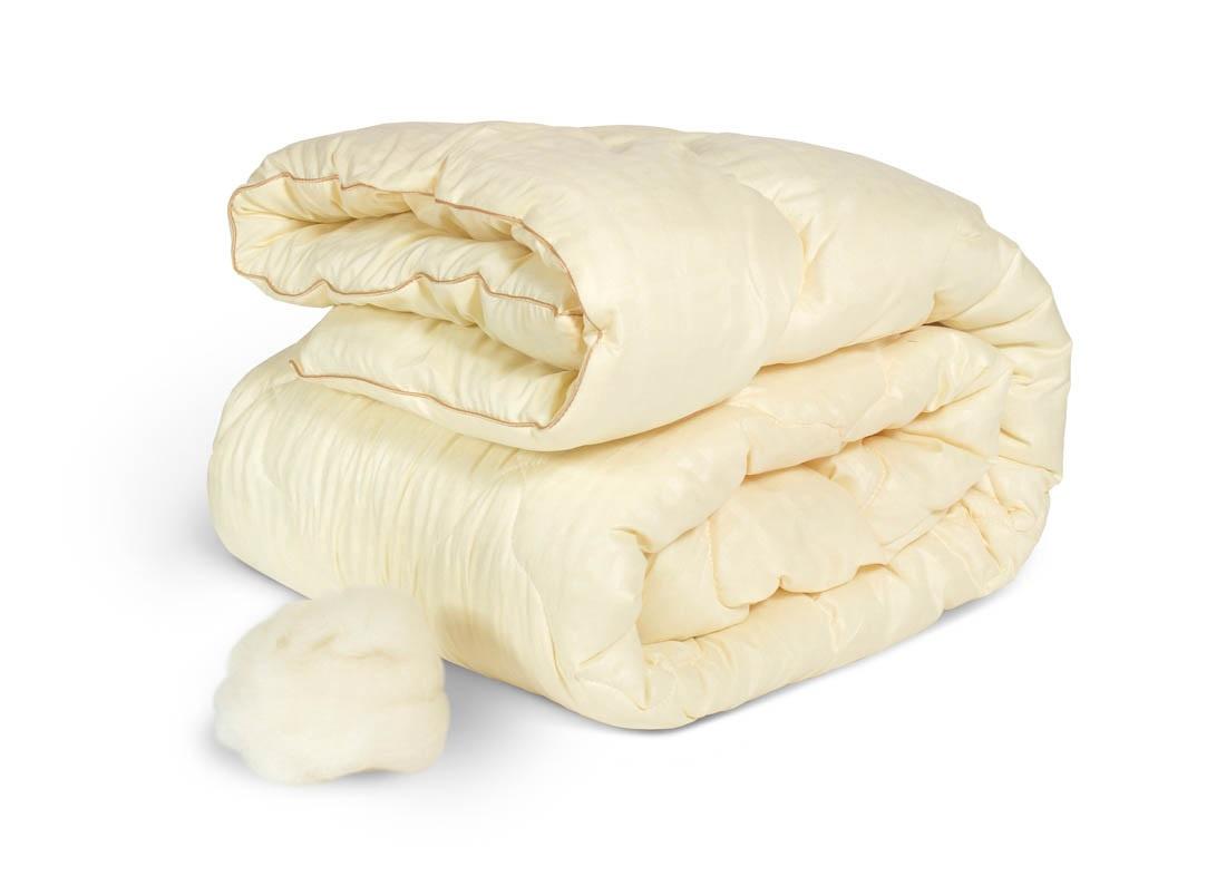 Одеяло легкое Peach овечья шерсть, 172х205 см одеяло стеганое летнее miotex овечья шерсть 172 см х 205 см