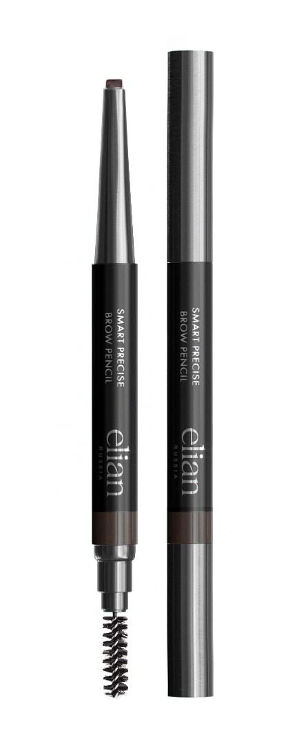 Карандаш для бровей Smart Precise Brow Pencil тон 02 Truffle ELIAN RUSSIA