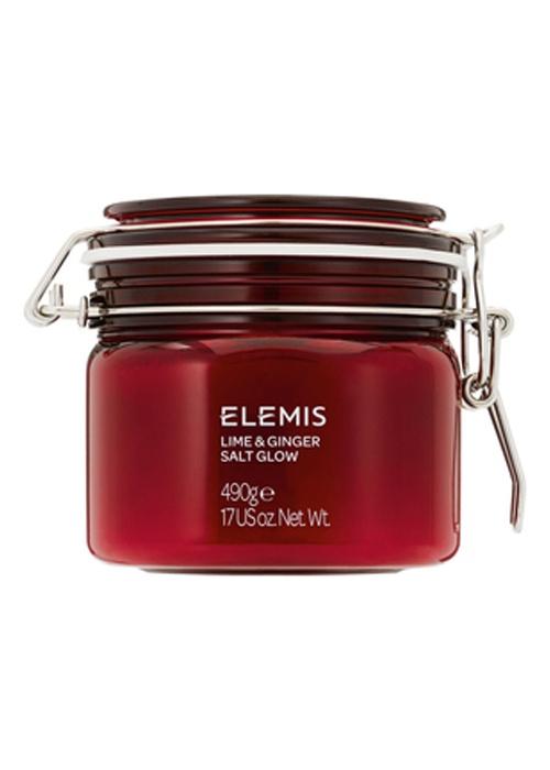 Солевой скраб для тела с экстрактом имбиря и лайма Elemis Lime & Ginger Salt Glow 490 г цена в Москве и Питере