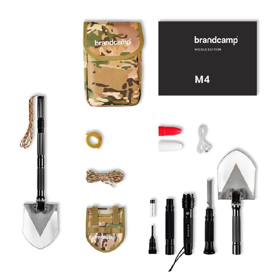 Многофункциональная лопата BRANDCAMP BC-M-IV в Мелитополе