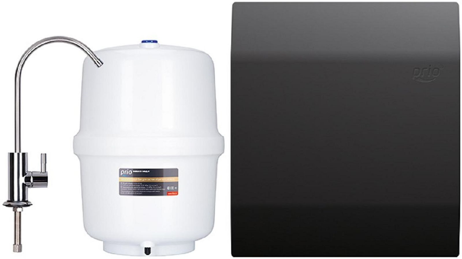 лучшая цена Система обратного осмоса Prio Новая Вода Expert Osmos, MO510